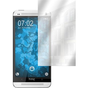 2 x HTC One Protection Film Mirror