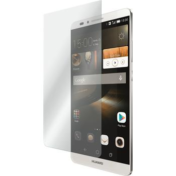 2 x Huawei Ascend Mate 7 Protection Film Tempered Glass Clear