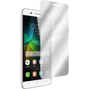 2 x Huawei Honor 4c Displayschutzfolie verspiegelt