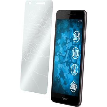 2x Honor 5C klar Glasfolie