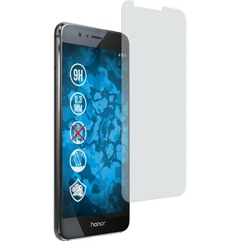 2 x Huawei Honor 8 Protection Film Tempered Glass Anti-Glare