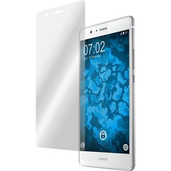 2 x Huawei P9 Lite Displayschutzfolie klar