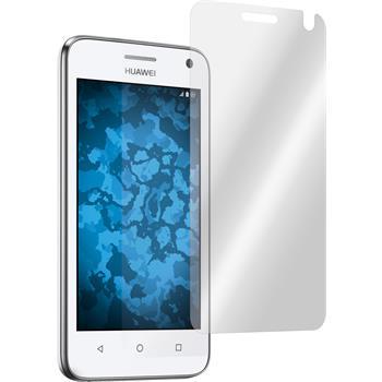 2 x Huawei Y360 Displayschutzfolie klar