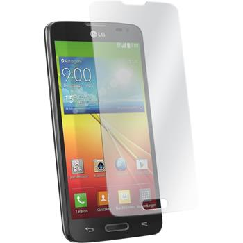 2 x LG L90 Protection Film Tempered Glass