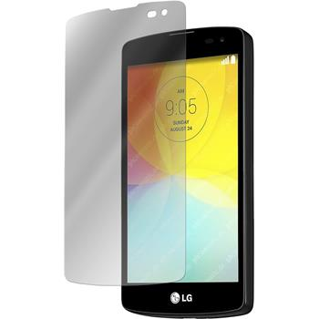 2 x LG L Fino Protection Film Clear