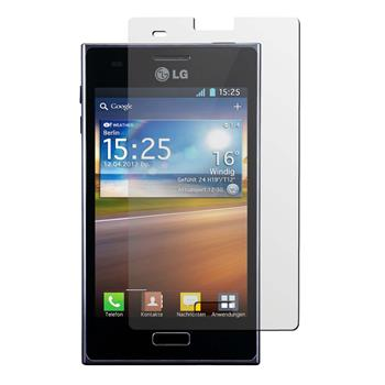 2 x LG Optimus L5 Displayschutzfolie matt