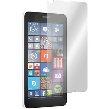 2x Lumia 640 klar Glasfolie