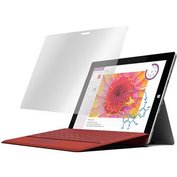 2 x Microsoft Surface 3 Displayschutzfolie matt