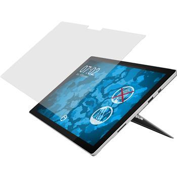 2 x Surface Pro 4 Schutzfolie matt