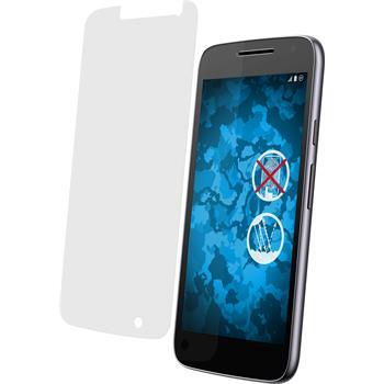 2 x Motorola Moto G4 Play Protection Film Anti-Glare