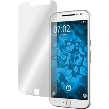 2 x Motorola Moto G4 Plus Protection Film clear