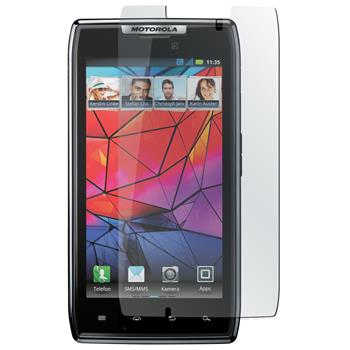 2 x Motorola Razr Protection Film Clear