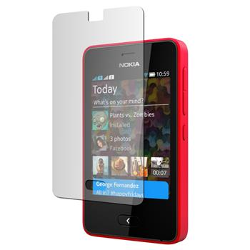 2 x Nokia Asha 501 Protection Film Anti-Glare