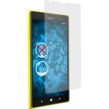 2 x Lumia 1520 Schutzfolie matt