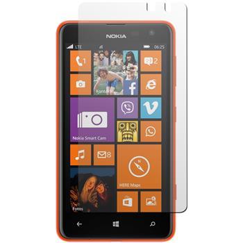 2 x Lumia 625 Schutzfolie klar