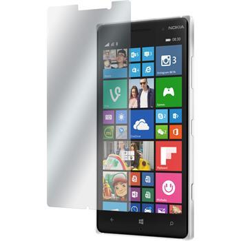 2 x Nokia Lumia 830 Displayschutzfolie matt