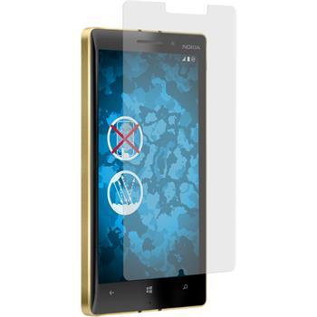 2 x Lumia 930 Schutzfolie matt