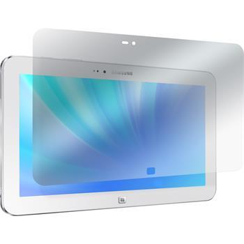 2 x Samsung ATIV Tab 3 10.1 Displayschutzfolie matt
