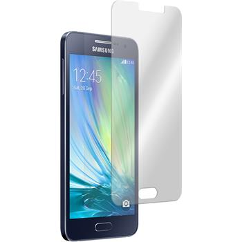 2 x Samsung Galaxy A3 Protection Film Tempered Glass Clear