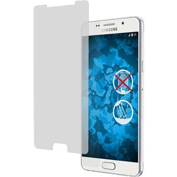 2 x Galaxy A7 (2016) A710 Schutzfolie matt