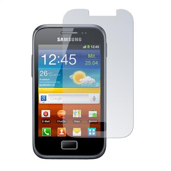 2 x Samsung Galaxy Ace Plus Protection Film Clear