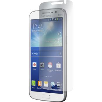 2 x Samsung Galaxy Grand 2 Displayschutzfolie klar