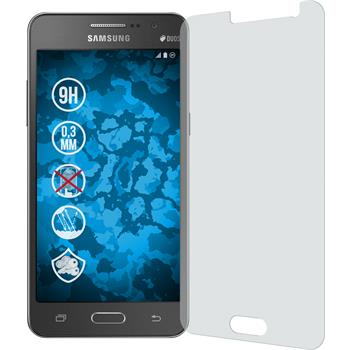 2x Galaxy Grand Prime matt Glasfolie
