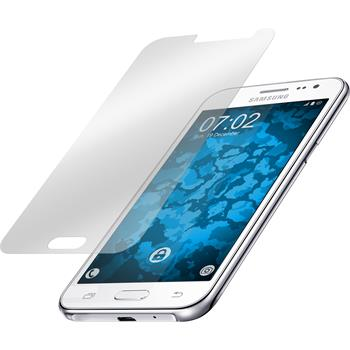 2 x Samsung Galaxy J2 Protection Film clear