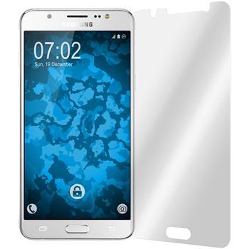 2 x Samsung Galaxy J5 (2016) J510 Displayschutzfolie klar