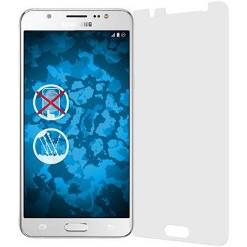 2 x Galaxy J5 (2016) J510 Schutzfolie matt