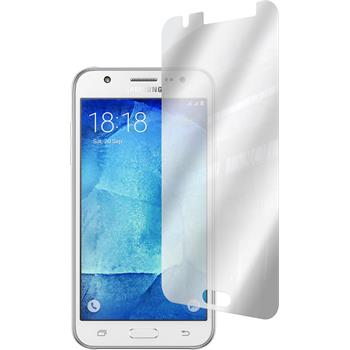 2 x Samsung Galaxy J5 (J500) Protection Film Mirror