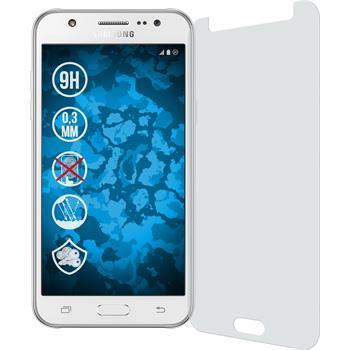 2 x Samsung Galaxy J5 (J500) Protection Film Tempered Glass Anti-Glare