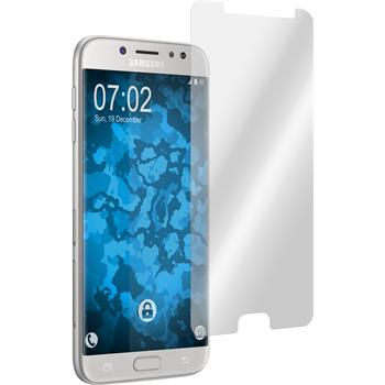 2 x Galaxy J7 Pro Protection Film clear
