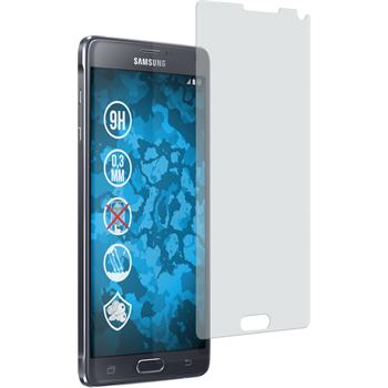 2x Galaxy Note 4 matt Glasfolie