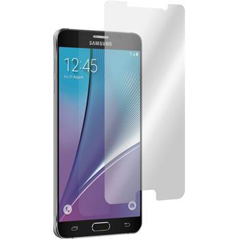 2 x Galaxy Note 5 Schutzfolie klar