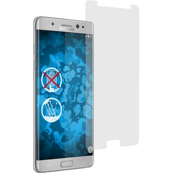 2 x Galaxy Note 7 Schutzfolie matt