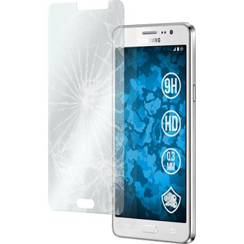 2 x Samsung Galaxy On5 Protection Film Tempered Glass clear