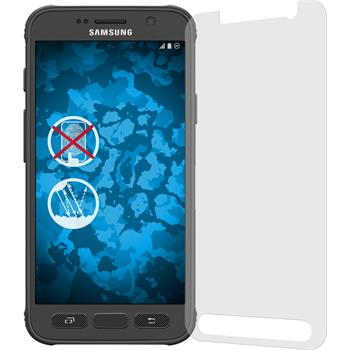 2 x Galaxy S7 Active Schutzfolie matt