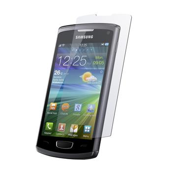 2 x Samsung Galaxy Wave 3 Protection Film Clear