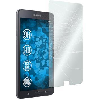 2x Galaxy Tab A 7.0 2016 (T280) klar Glasfolie