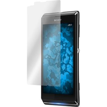 2 x Sony Xperia L Protection Film Clear