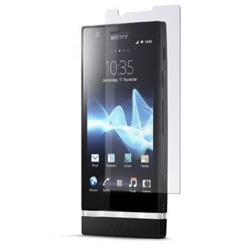 2 x Sony Xperia P Displayschutzfolie klar