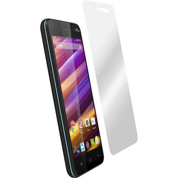 2 x Wiko Jimmy Protection Film Clear