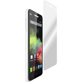 2 x Wiko Rainbow Protection Film Clear