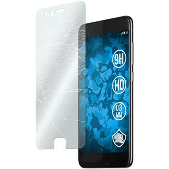 2 x Mi 6 Protection Film Tempered Glass clear