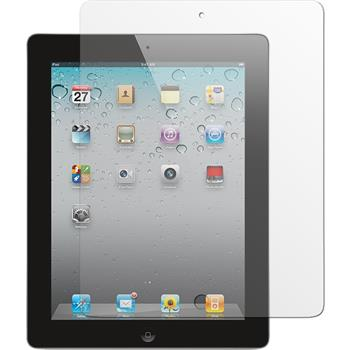 4 x Apple iPad 2 / 3 / 4 Protection Film Clear