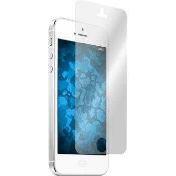 4 x iPhone 5 / 5s / SE Schutzfolie klar
