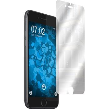 4 x iPhone 7 Plus Schutzfolie verspiegelt