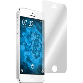 4 x iPhone SE Schutzfolie klar