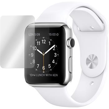 4 x Apple Watch 42mm Displayschutzfolie klar